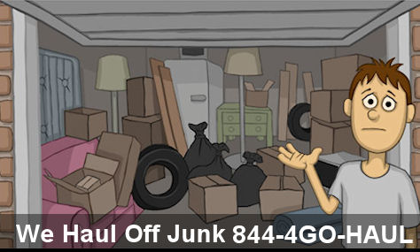 Haul off junk Foley
