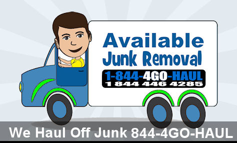 Junk hauling Houston